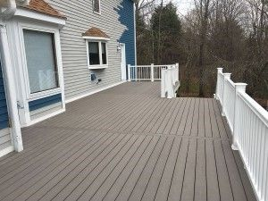 Back Deck - Picture 7770
