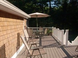 Back Deck - Picture 7812