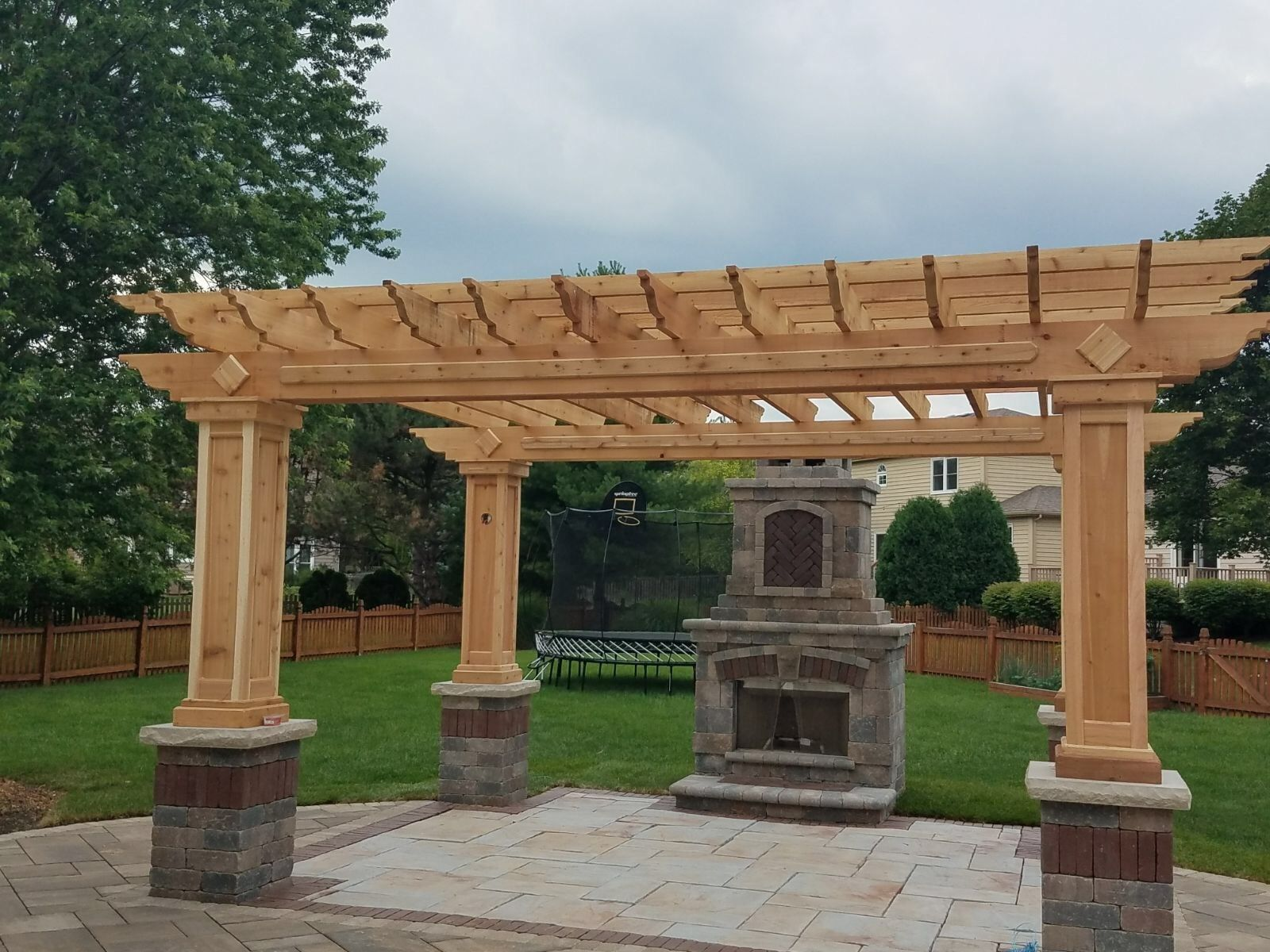PERGOLA PROJECTS - Picture 7844