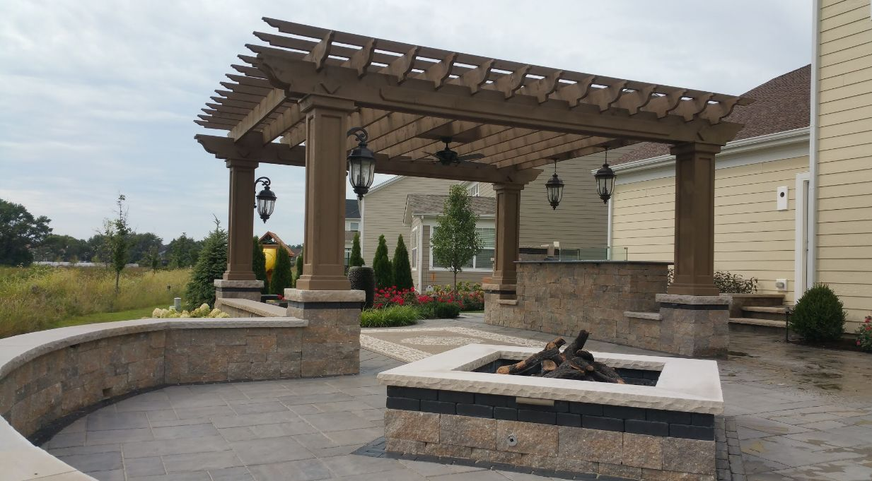 PERGOLA PROJECTS - Picture 7846