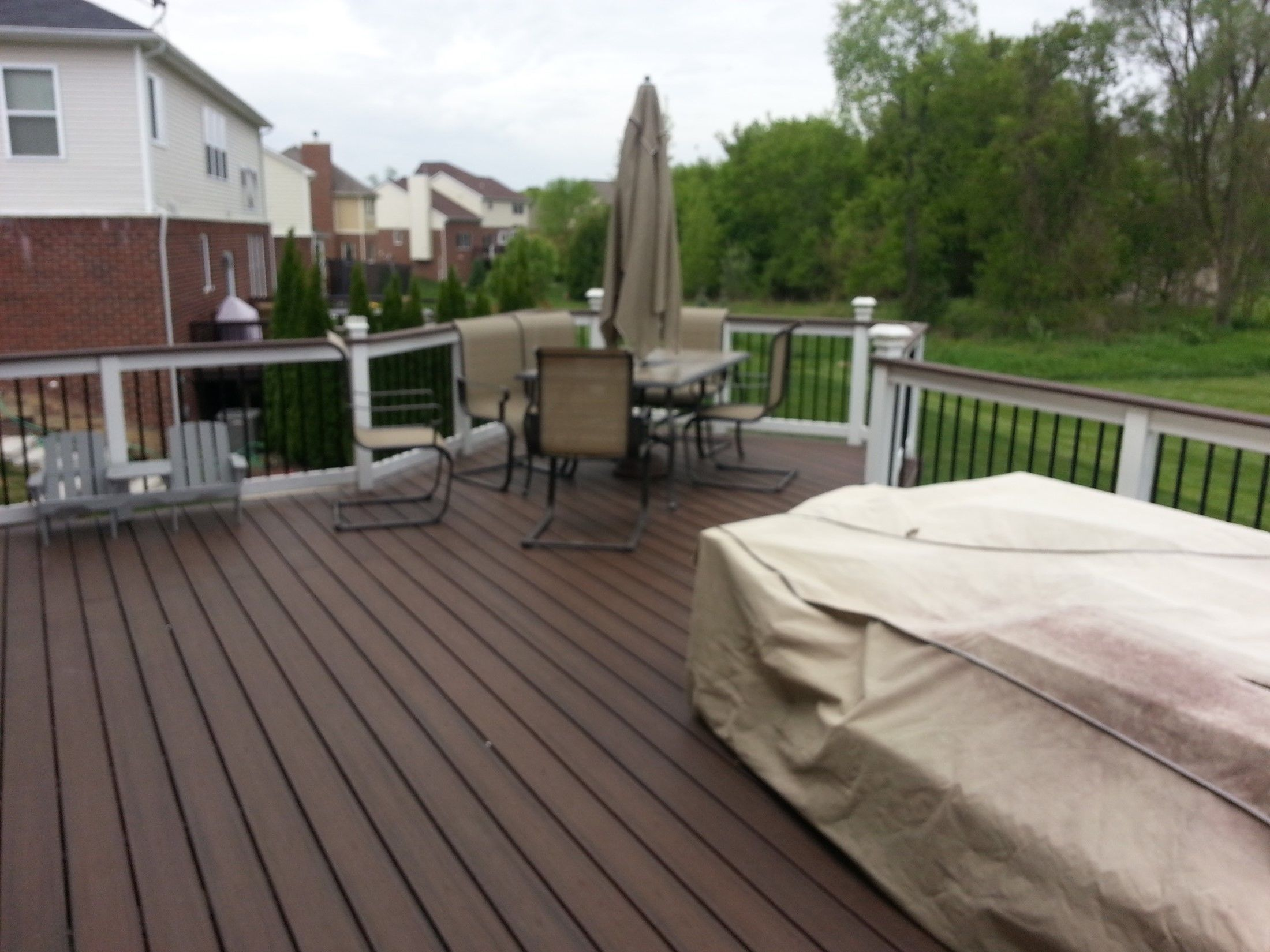 Decks-Cedar, Azek, Treated Etc. - Picture 7878