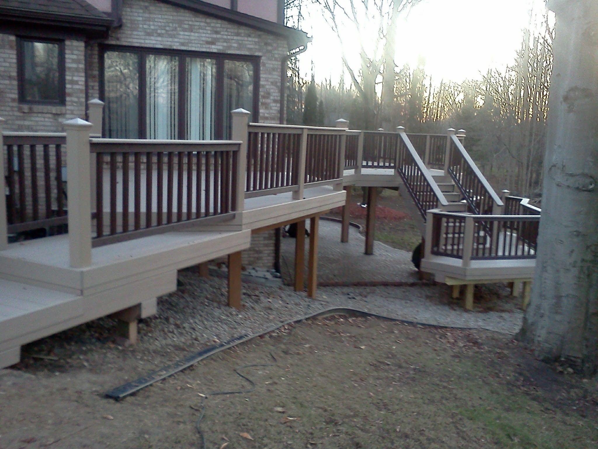 Decks-Cedar, Azek, Treated Etc. - Picture 7880