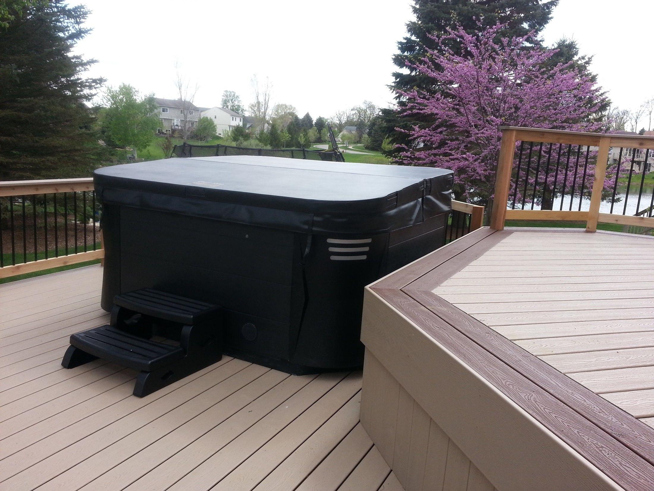 Decks-Cedar, Azek, Treated Etc. - Picture 7883