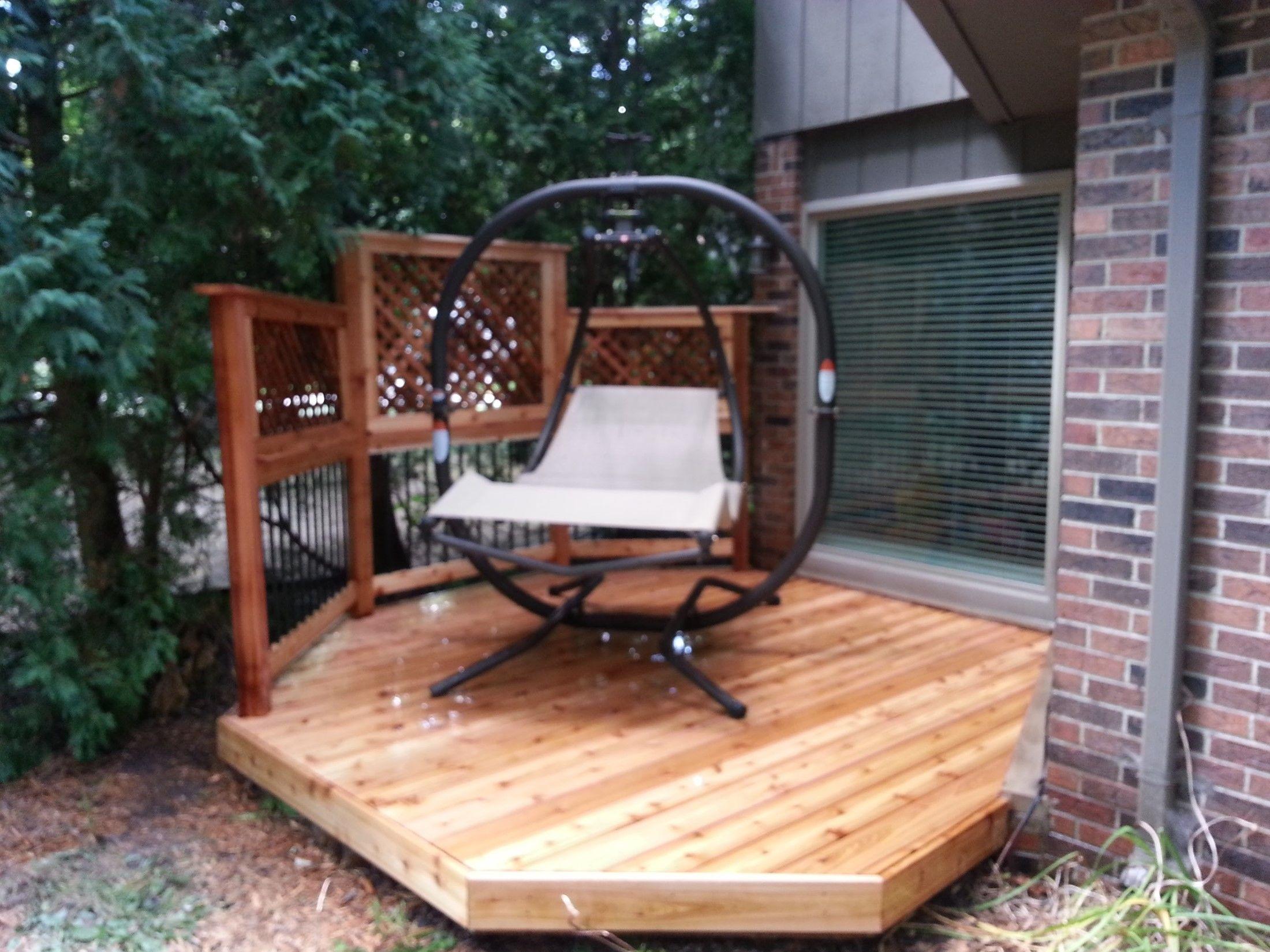 Decks-Cedar, Azek, Treated Etc. - Picture 7885