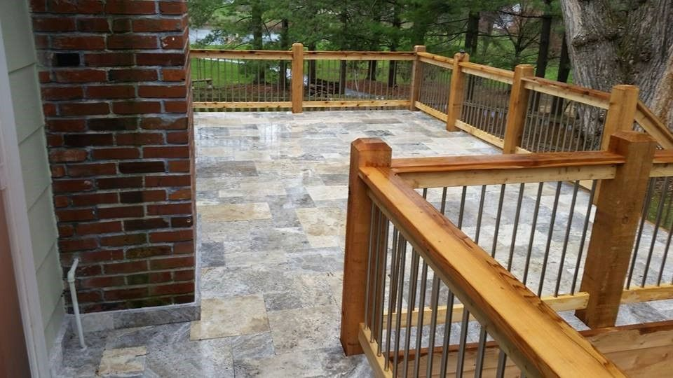 Stone Deck - Picture 7892