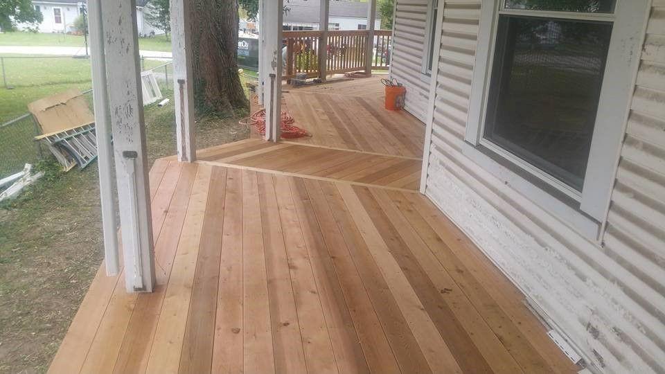 Cedar Decks - Picture 7900