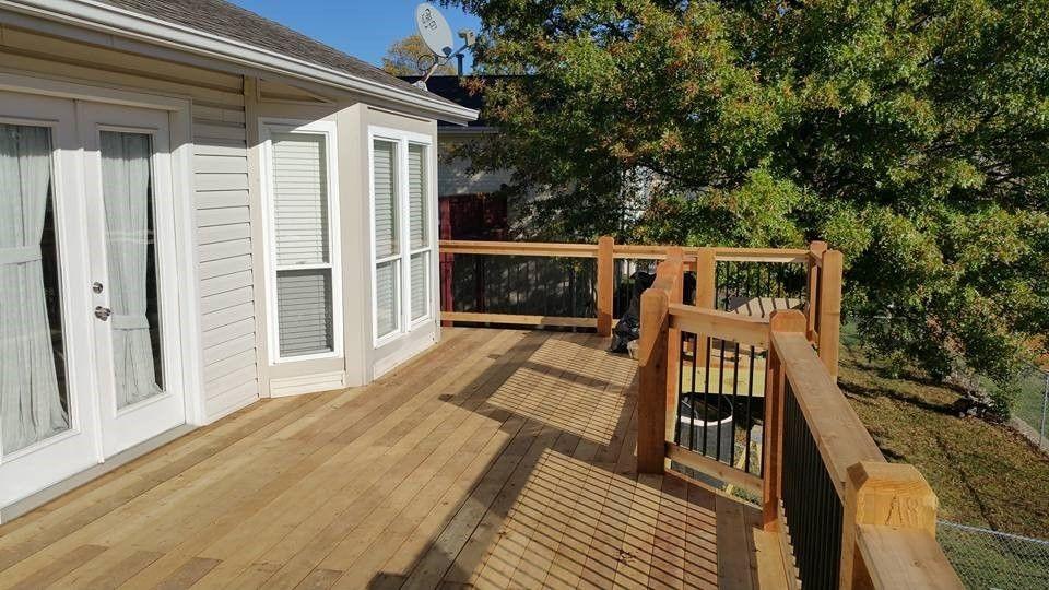 Cedar Decks - Picture 7901