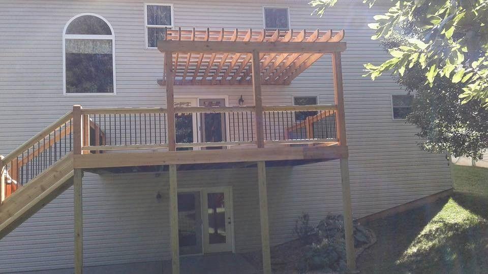 Cedar Decks - Picture 7902