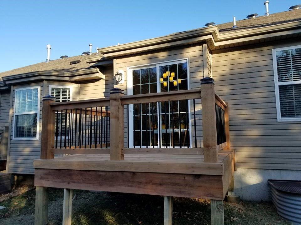 Cedar Decks - Picture 7903