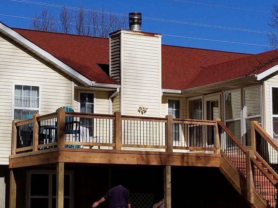 Cedar Decks - Picture 7905