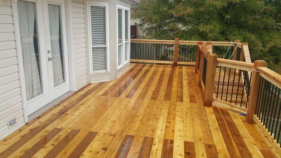 Cedar Decks - Picture 7915