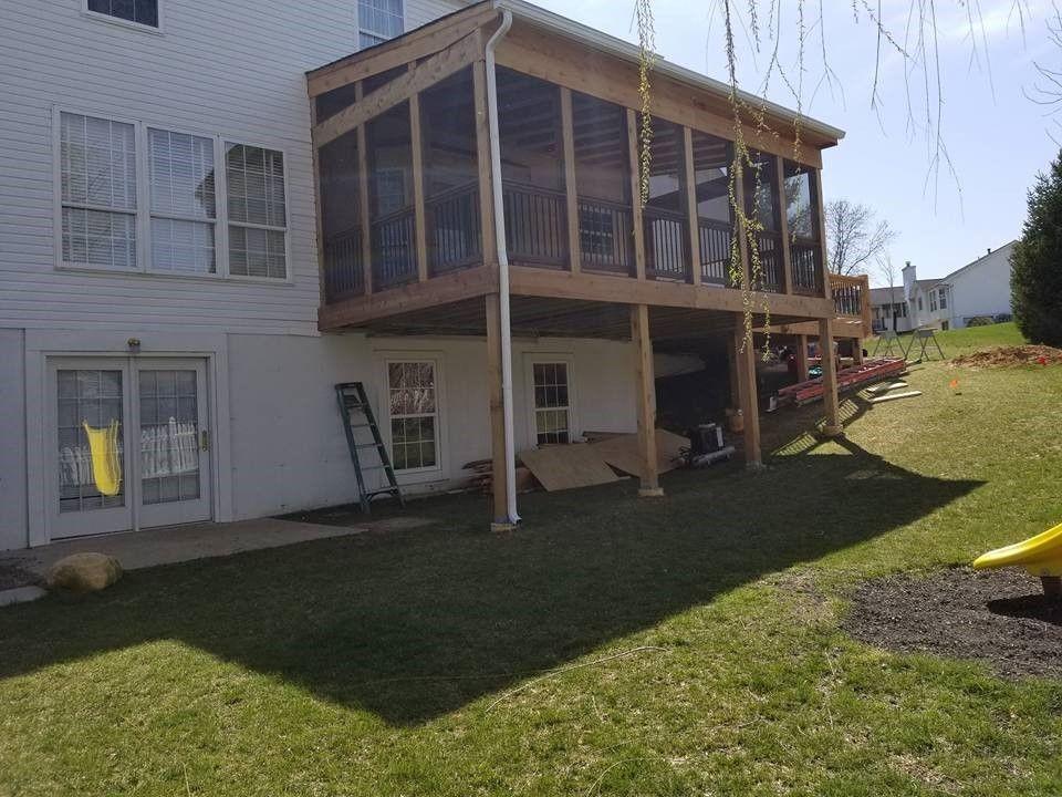 Cedar Decks - Picture 7916