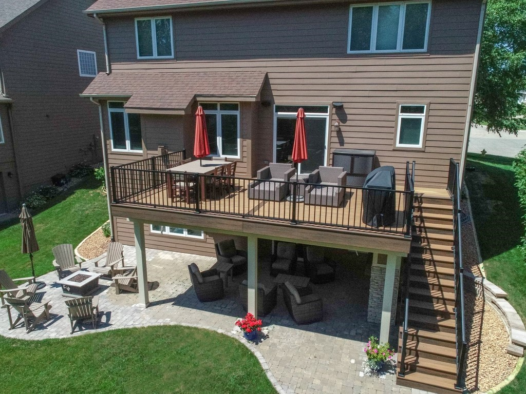 Better Builders Urbandale, IN Decks - Picture 8027