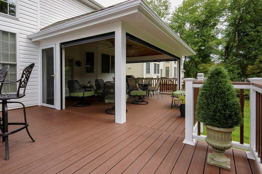 Ellicot City porch - Picture 1355