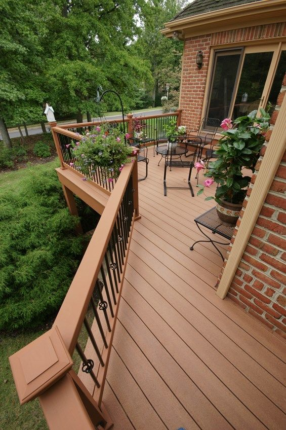 South River Cedar deck - Picture 1508