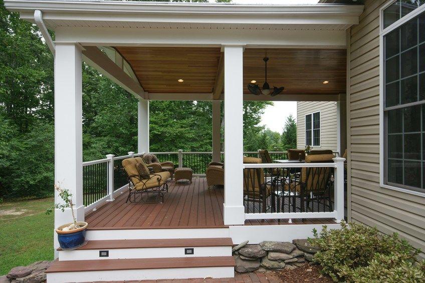 Hughesville deck - Picture 1595