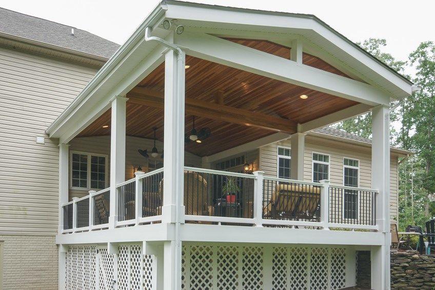 Hughesville deck - Picture 1598