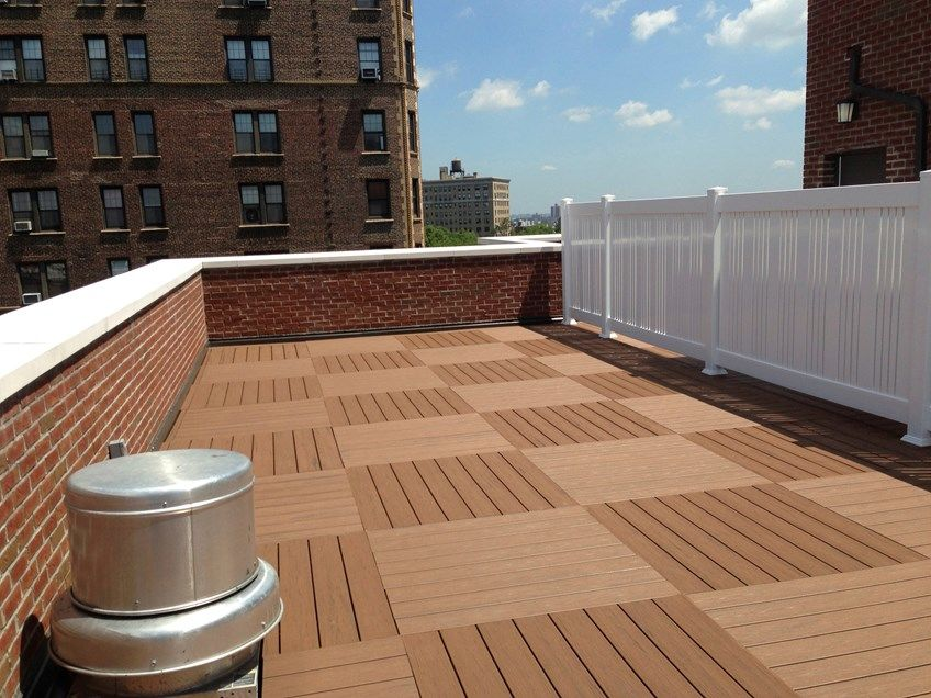 Brooklyn Rooftop - Picture 1834