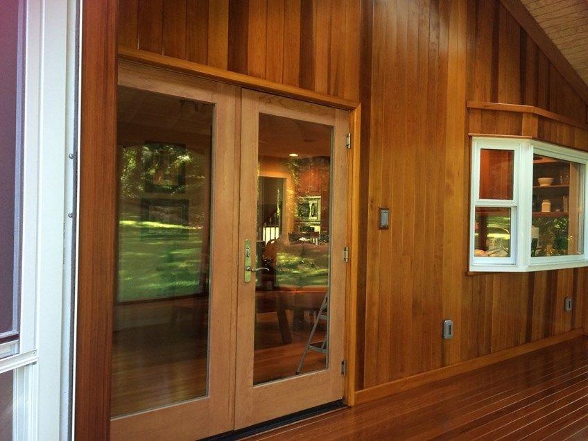 Decks Com Porch With Ez Breeze Window Picture 1992