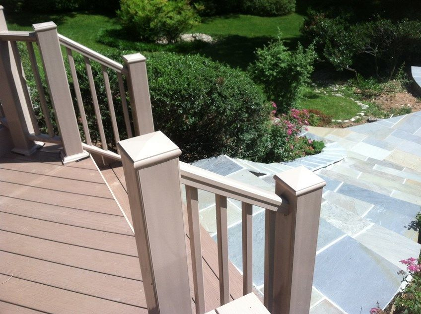 Deck and Screen Porch - Picture 2056