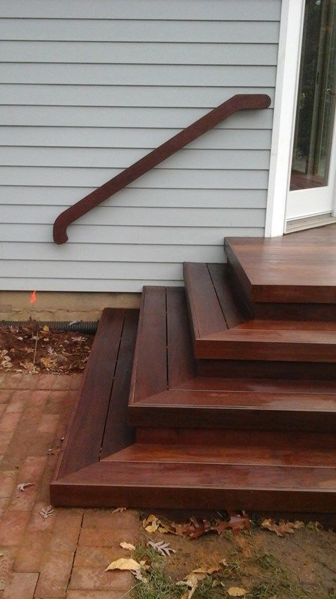 Deck in Cold Spring Harbor, NY - Picture 3209