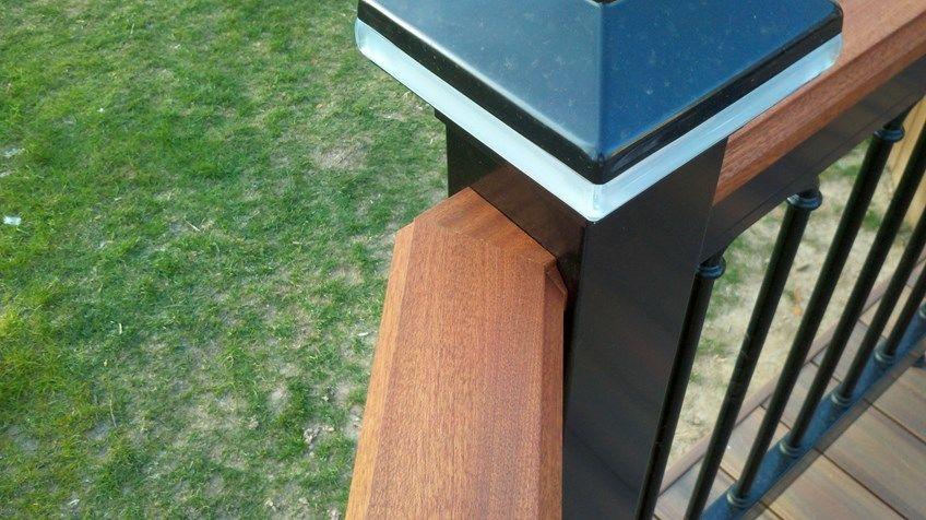 Custom deck in Florham Park N.J. - Picture 3239