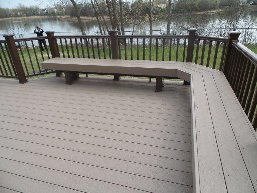Decks Com Timbertech Deck Picture 3651