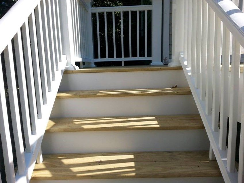 Decking & Railing - Picture 3776