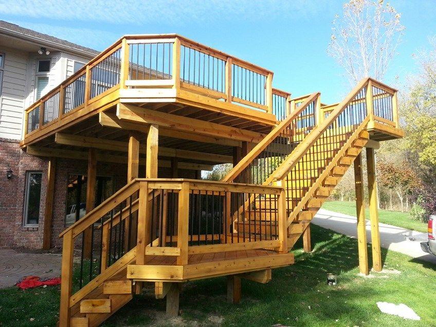 Cedar Deck - Picture 6147