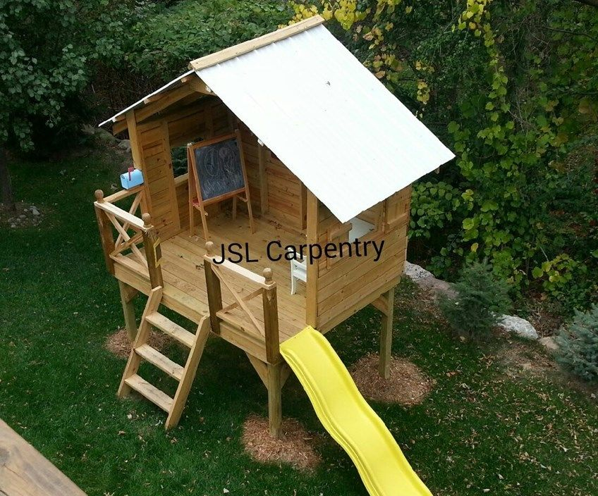 Children's Playhouse - Picture 6221