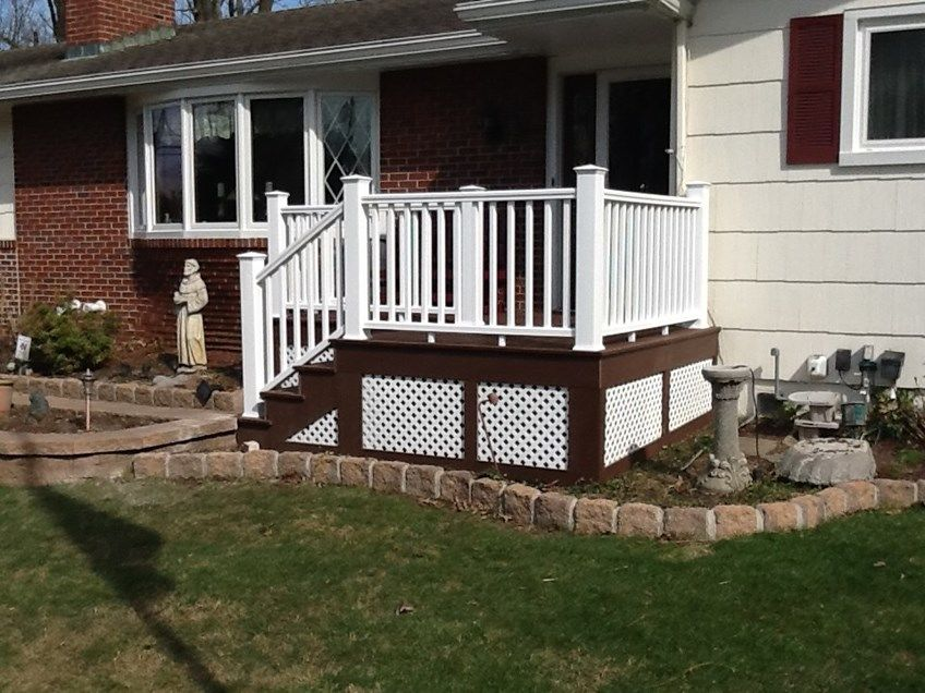 Eye Catching Front Porch - Picture 6227