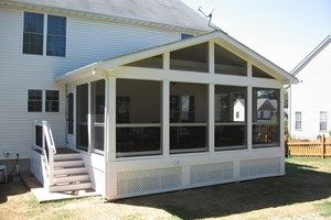 The Porch Option
