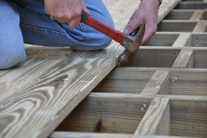 Joist Span Calculator · Decking Calculator