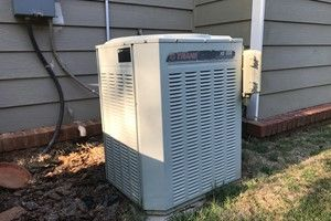 Building A Deck Over An Air Conditioner