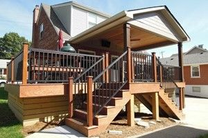 Porch Roof Options