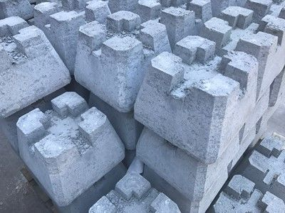 Concrete Pier Blocks For Decks Decks Com