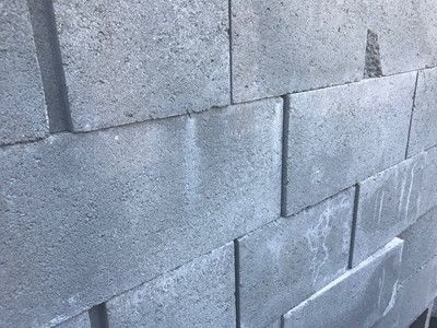 Can I Attach My Deck To A Hollow Block Concrete Foundation