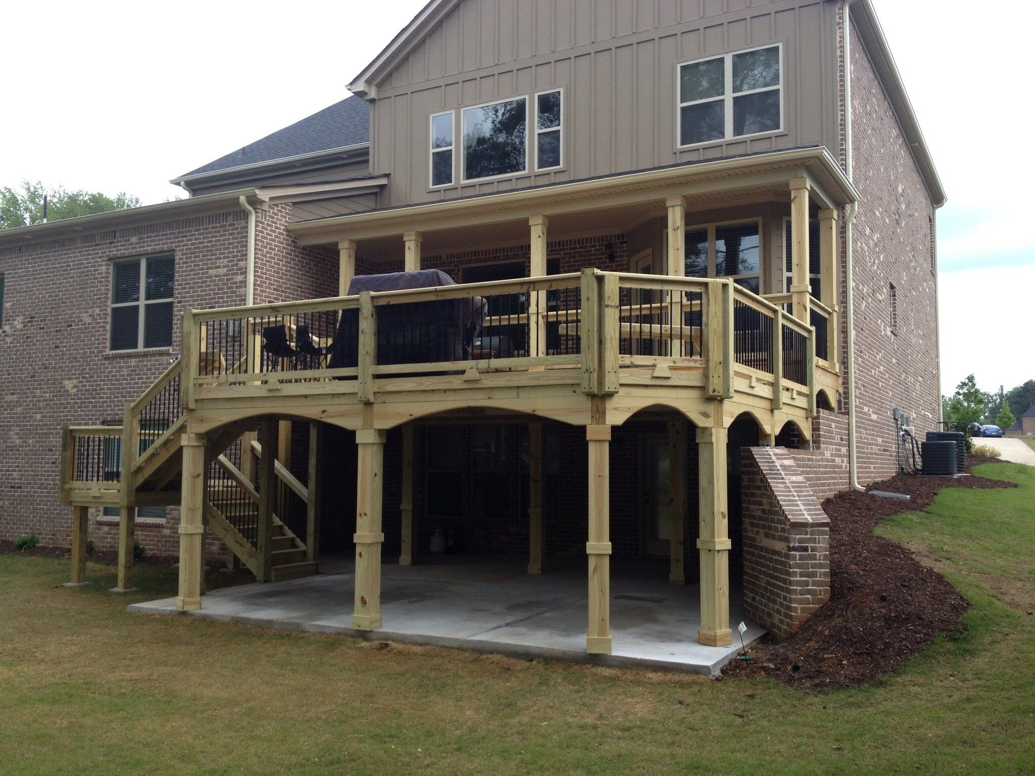 Mcdonough ga deck builders greater atlanta for Decks and gazebos
