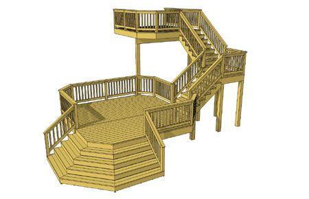 Deck Plan 2L005