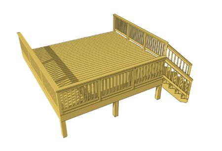 Deck Plan 1L013