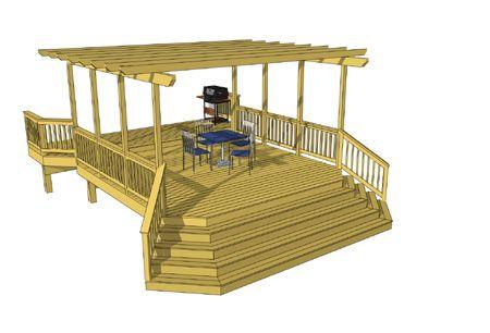 Deck Plan 2L021