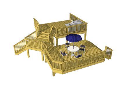 Deck Plan 2L028