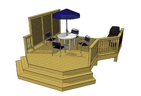 Deck Plan 1L036