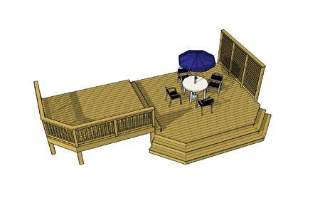 Deck Plan 2L043
