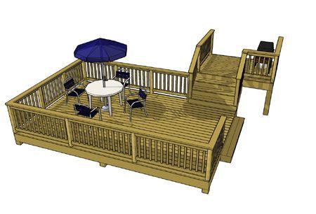 Deck Plan 2L062