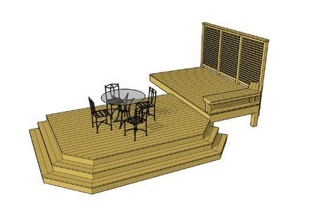 Deck Plan 2L065