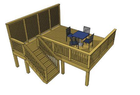 Deck Plan 1L069