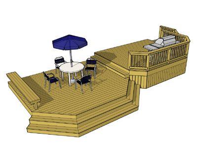 Deck Plan 2L073
