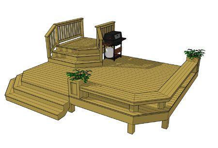 Deck Plan 2L090