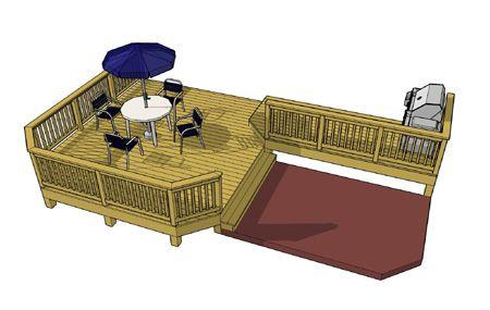 Deck Plan 2L037